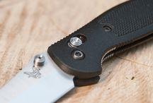 knives and sharp things