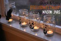 Halloween Decor and Entertaining