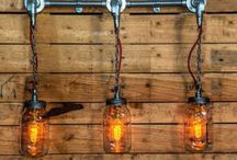 Ideas luces rusticas