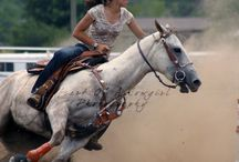 At the Rodeo / by Vinyl Scratch