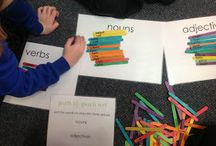 Word work / Vocabulary and spelling