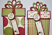 Cards--Gift Card Holders / by Lisa Beasley