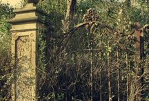 In the Garden - Gates