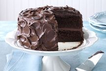 I Love Chocolate / Delicious chocolatey treats