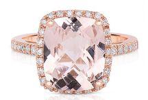 Morganite dream ring