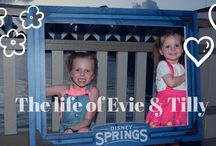 the life of Evie & Tilly