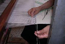 Tessitura / Weaving