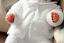 Baby Born / Stickade dockkläder