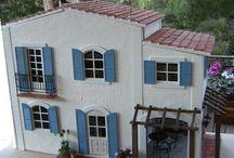 Dollshouses & miniatures, misc.
