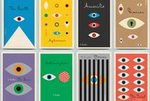 Book Covers / book covers that I was impressed by or completely jealous I didn't design...both genre and general books