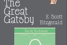 The Great Gatsby Resources and Lessons