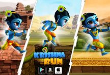Krishna Game / Runner Game