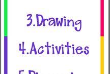Ideas for School / by Robin Vechazone