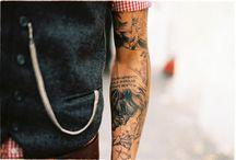 eyecandy. / tatoo. / by nikita