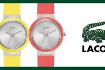 ΝΕΑ ρολόγια LACOSTE σε μοναδικά σχέδια μόνο στο OROLOI.GR!