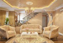 Living Room Interiors / Modren Living Room Interior Ideas - #konceptlving