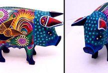 Gallivanting Goats inspiration board