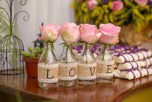 #Wedding chá bar