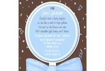 Baby Shower / by Katie Kildebeck Gold