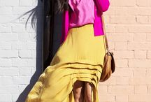 Pink and Yellow - OH YES / Love Pink and Yellow together / by Pink Chick Psychic Linda Kaye