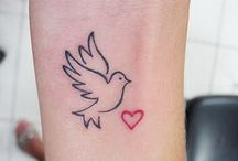 tattoo,duif