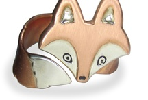 FOX / I come from the Fox lineage on my maternal grandmother's side. / by Sharon Gilmore