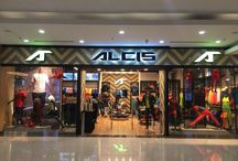 Glimpses from the opening of the store! / Make your statement with Alcis Sports with its wide range of performance wear to get you excited. The flagship store is NOW OPEN at Lulu Mall, Kochi. So brace yourself to buy the best active wear in town giving you a fashionable edge.