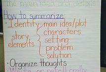 Summarizing / by Christine Lambert