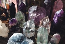 Crystals / Crystals and Crystal Healing