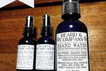 Oil-free Beard Care / Featuring the best all-natural beard care without oil.