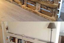 Decoração de sala/quarto/cozinha/banheiro