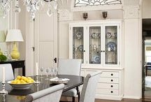 Dining Rooms / by Jill DeVillar