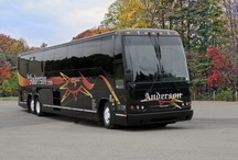 Your Transportation Solution Expert! / Get where you want to go safely and in style in a deluxe motor coach.