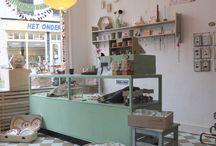 BoraBora / rekonstrukce podzemního podlaží - prodejna/kavárna?