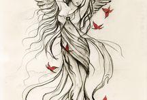 Girls angel