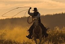 Cowboys and indains / by Karen Burkholder