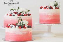 Hääkakut / Wedding cakes / Tilaa hääkakkusi meiltä! Suunnitellaan yhdessä juuri Sinun hääteemaasi sopiva kakku.