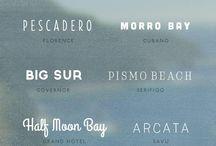 Fonts - typographies