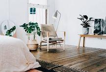 Bohemian minimalist