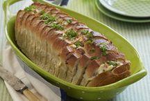 Fyldte franskbrød