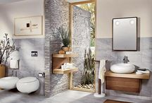 bathrooms / by Denise Revely