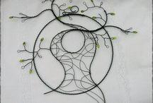 Moje drátování / Moje tvorba .... handmade ... art of wire