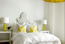 A Pop of Yellow / by Cindy Hughes