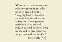 Women / Never underestimate women in Islam :)