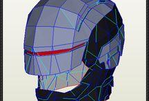 Armor / Tworzenie modeli i cosplay