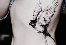 pajaros tatoo