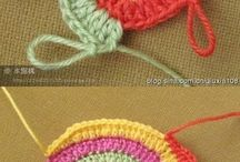 knitt &crochet +yarns