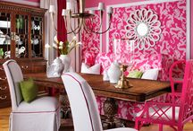 I LOVE pink!! / by Stacey Miller