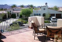Desert Homes with Mountain Views / There are so many wonderful neighborhoods to live in La Quinta, California. You'll find it hard to make up your mind!