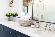 Home Decor: Guest Bath